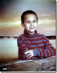 Luke school picture 2005