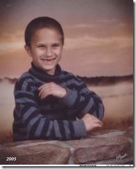 Nick school picture1 2005